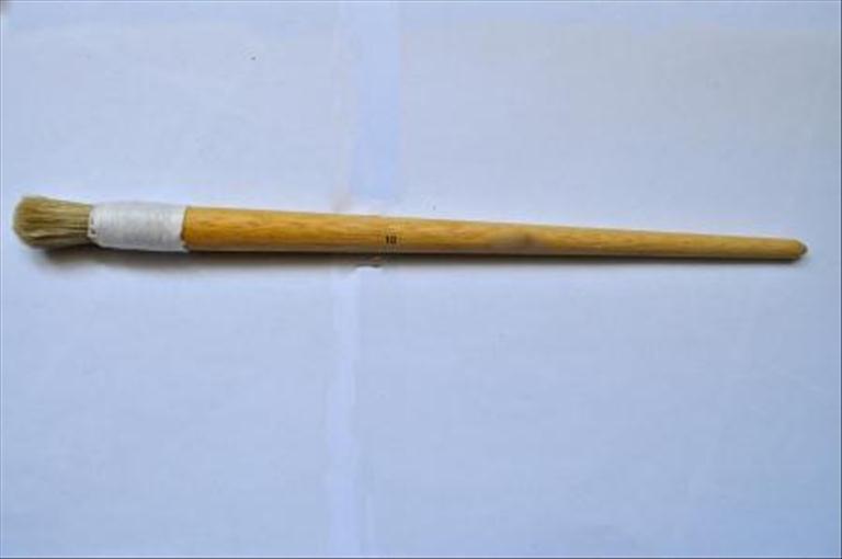 String Round Gesso Brushes No.10