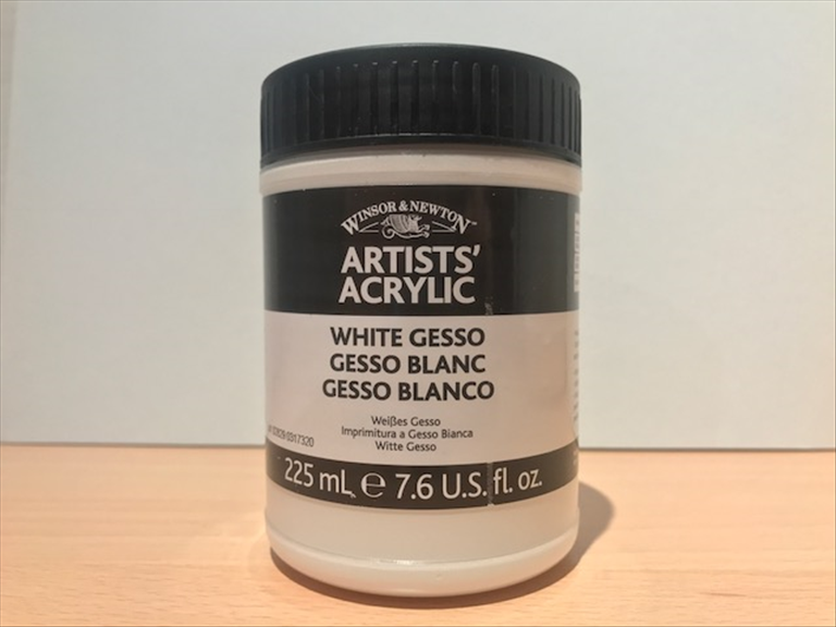 OMV 225ml White Gesso