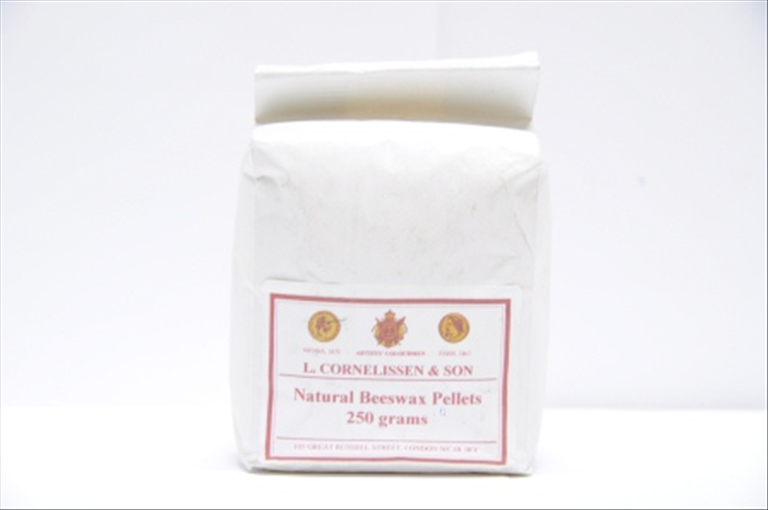Beeswax Natural Pellet - 250gsm